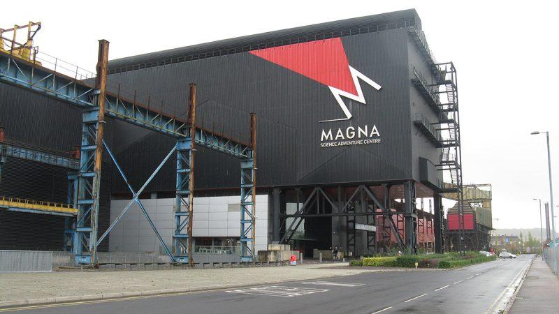 Magna Centre, Rotherham