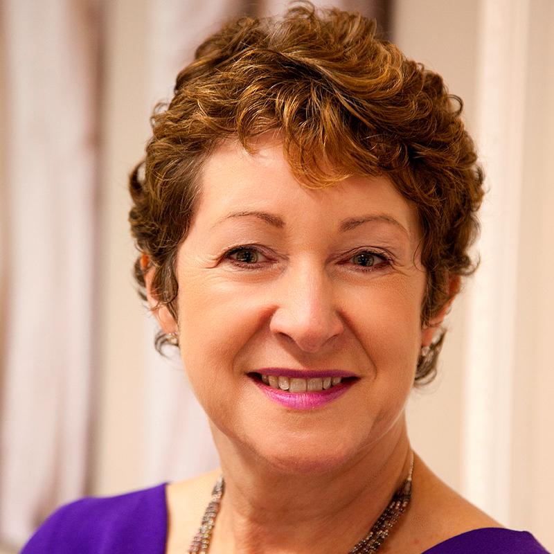 Christine Gaskell CBE DL headshot