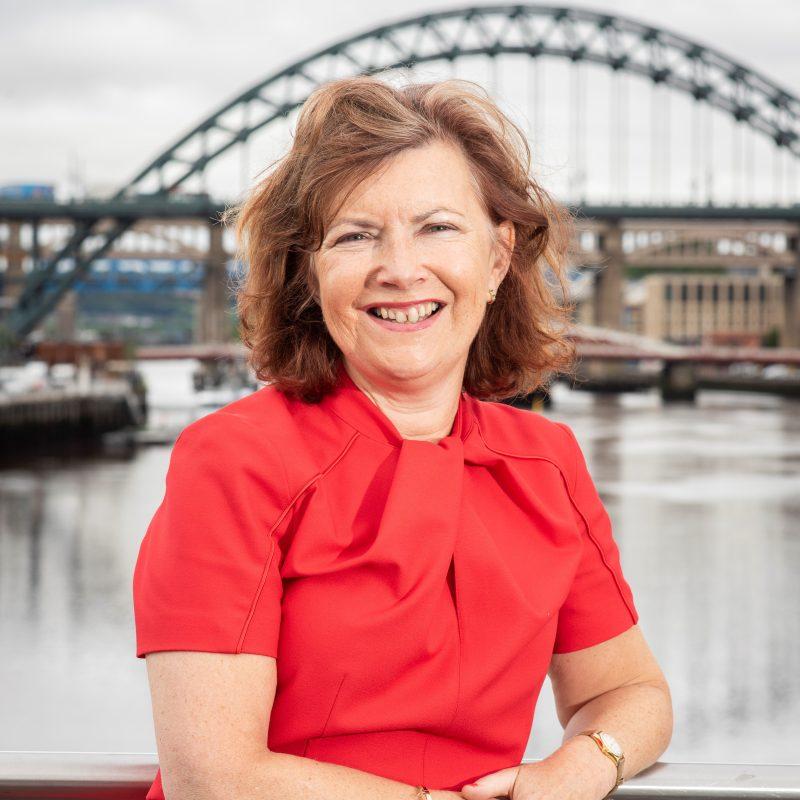 Lucy Winskell OBE headshot