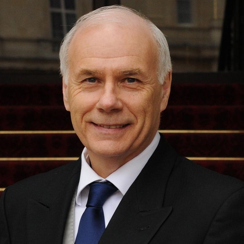 Paul Booth OBE headshot