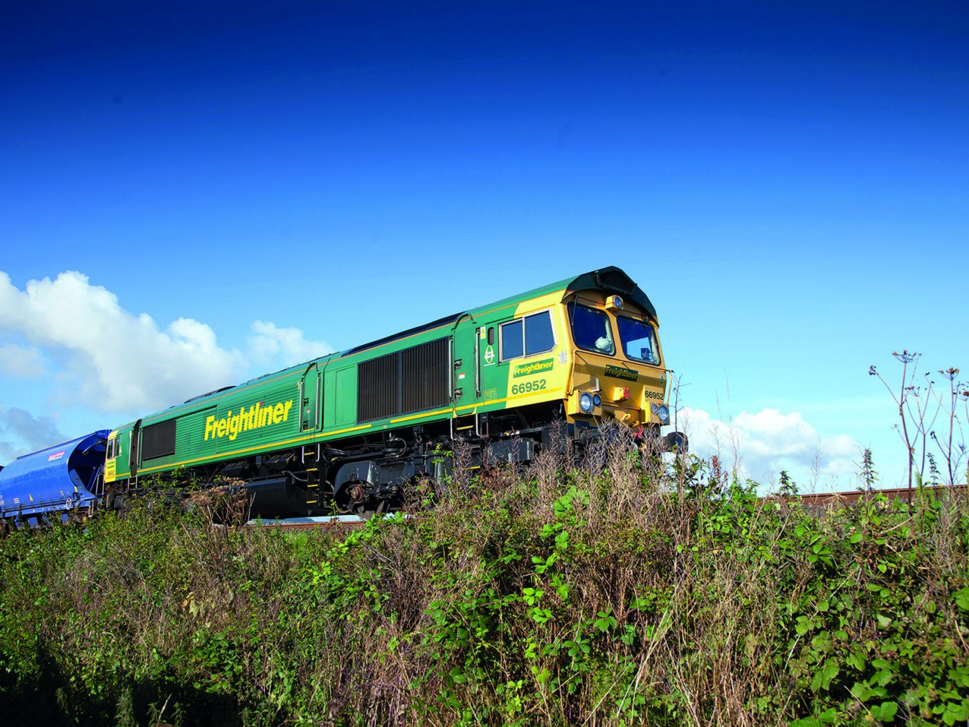 Freightliner locomotive
