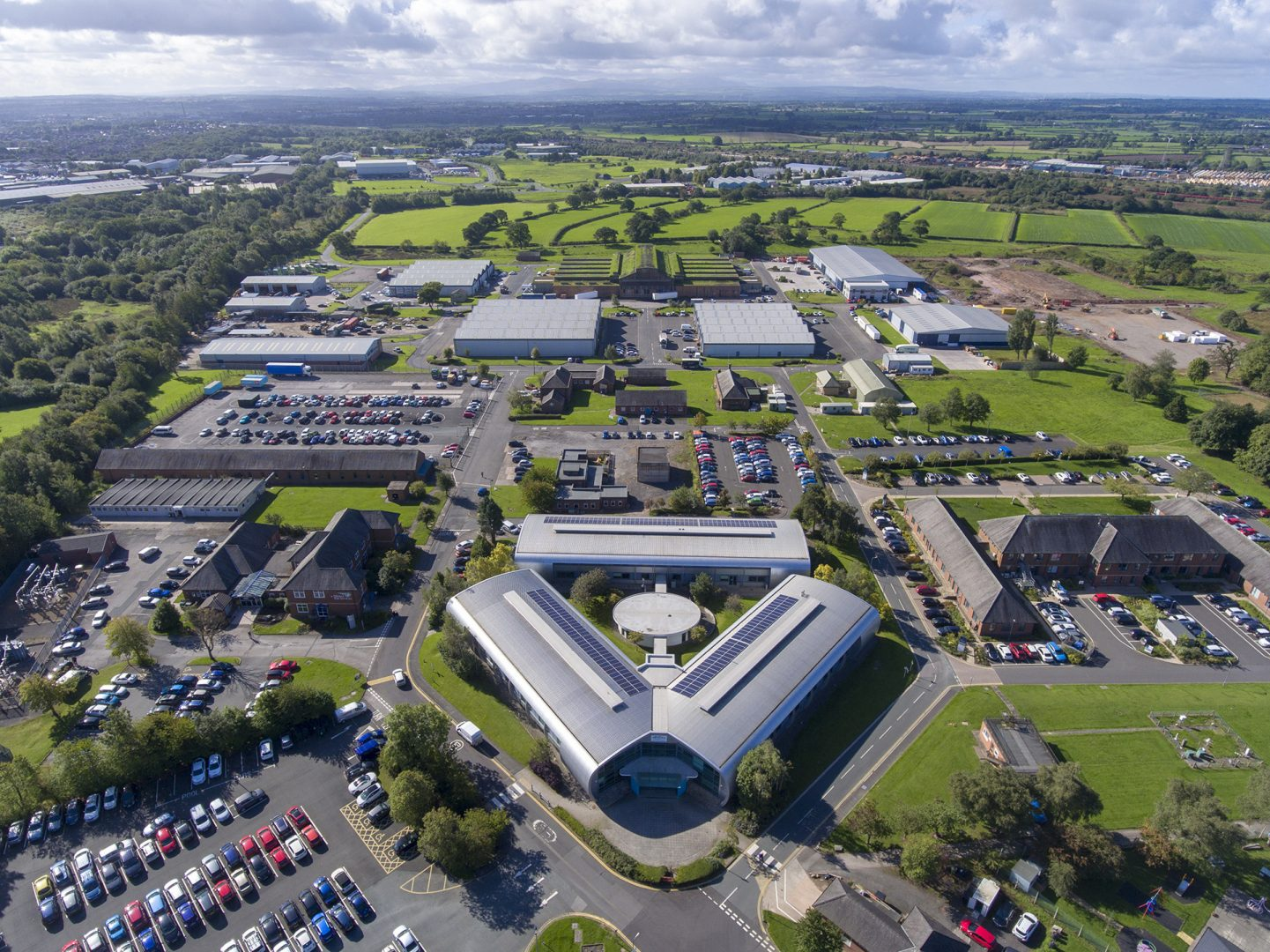 Kingsmoor Park Enterprise Zone, Cumbria